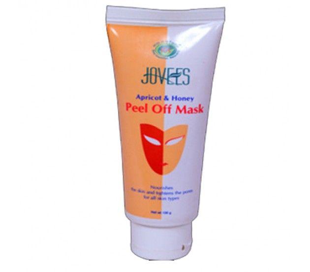 Jovees Herbal Apricot & Honey Peel Off Mask - (100 g)