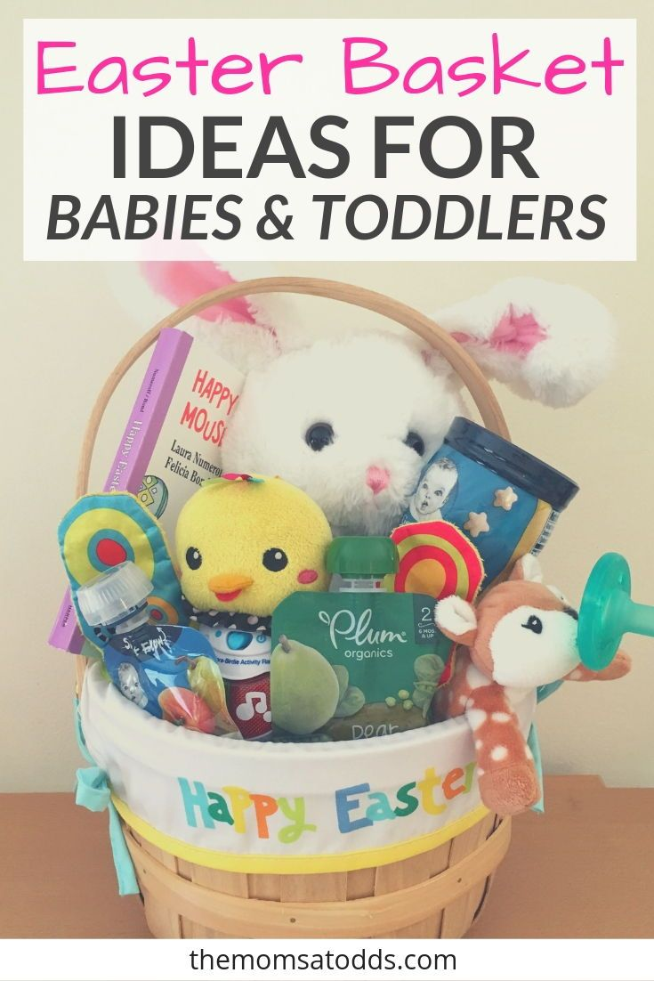 40 Of The Best Easter Basket Ideas For Babies And Toddlers Easter Baskets Fun Easter Baskets Easter Baskets For Toddlers