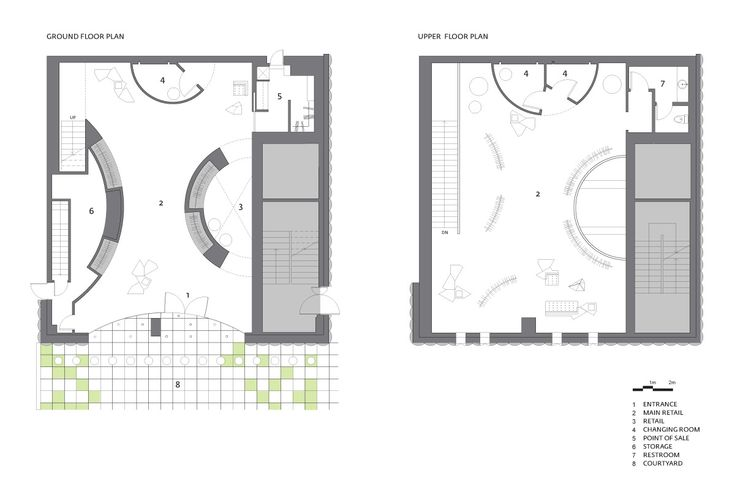 12 best images about retail floor plans on pinterest for Retail store floor plan maker