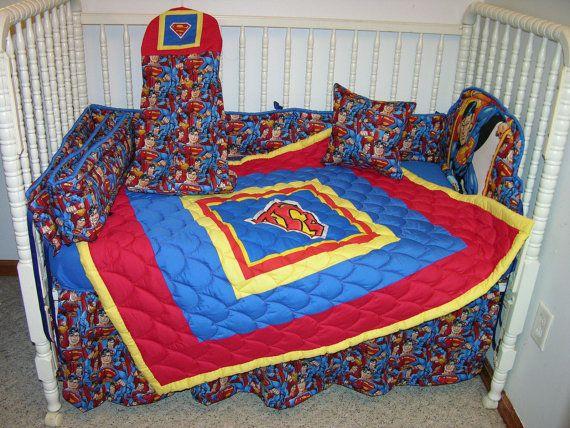Superman Room, Superman Bedroom And Boys Superhero