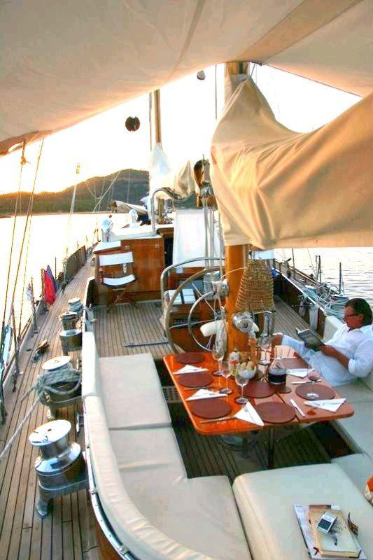 Baum & König - The Classic-Yacht: Details