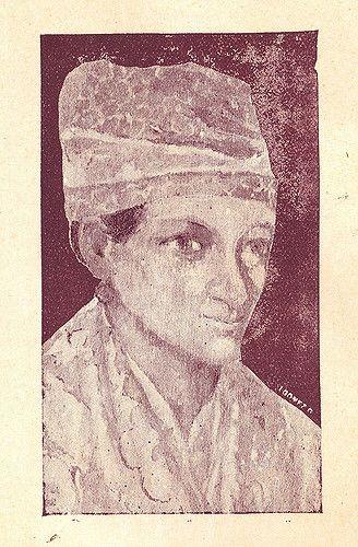 Antonia Vergara y Sanz de Santamaría de Gutierrez