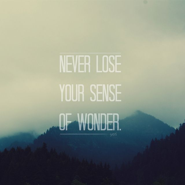 Quotes About Wonder: Travel Sayings On Pinterest