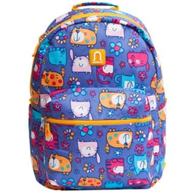 Cat printed Backpack for cat lover! by Neosack