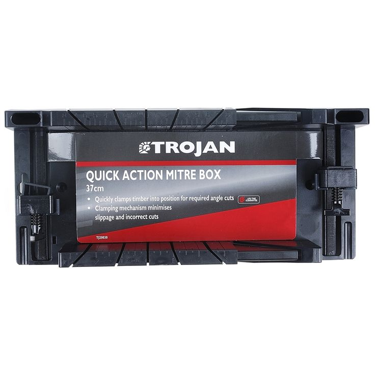 Trojan Quick Action Mitre Box