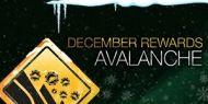 n fiecare zi din luna decembrie Everest Poker va ofera ocazia de a participa la un turneu Rewards MTT cu premii totale de 1 000 €. Jucati in minimum 15 din cele 31 de turnee pentru a va califica la un freeroll cu premiii de 5 000 , ce va avea loc duminica 19 ianuarie 2014 la ora 21:00 (ora Romaniei). http://www.kalipoker.ro/promotii-poker/in-decembrie-premiile-vin-in-avalansa-la-everest-poker.html