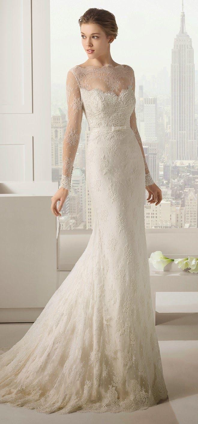 Rosa Clara 2015 Bridal Collection Fashion Style Magazine