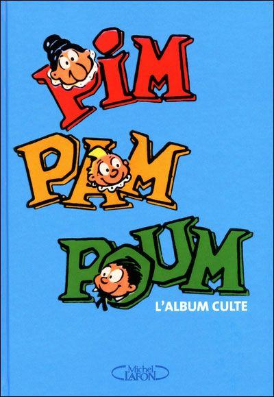 Pim Pam Poum, la plus ancienne des BD s'offre un album souvenir - http://www.ligneclaire.info/pim-pam-poum-la-plus-ancienne-des-bd-soffre-un-album-souvenir-512.html