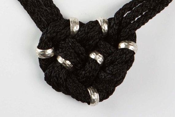 Necklace Cruising - Black