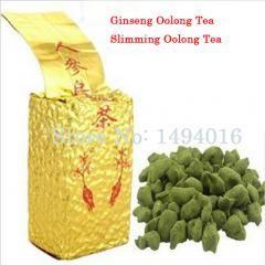 [ 47% OFF ] 250G Taiwan Dong Ding Ginseng Oolong Tea Ginseng Oolong Ginseng Tea Chinese Famous Health Slimming Care Tea