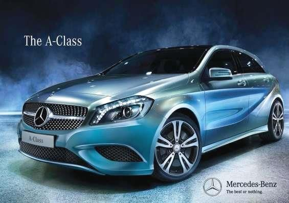 Smart Hoops | Mercedes Benz  A Class | Mercedes Benz Dealer Lucknow The A-Class features such a streamlined body, even the air .. http://lucknow.adeex.in/smart-hoops-mercedes-benz-a-class-mercedes-benz-dealer-lucknow-id-1222276