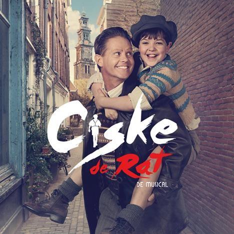 Ciske de Rat - de musical nu te zien in de theaters in Nederland