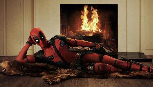 Ryan Reynolds no pensó demasiado en su traje de Halloween y salió a pedir dulces como Deadpool - Batanga