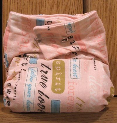 wipe solution and how to make your own cloth diapers
