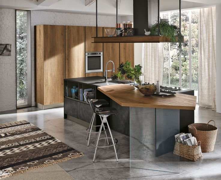 Stosa kitchens allow you to choose a coordinated furniture and complete with furniture quality cuisine. Models of modern kitchens, classic and contemporary: discover the cuisine more suited to your needs without sacrificing style.