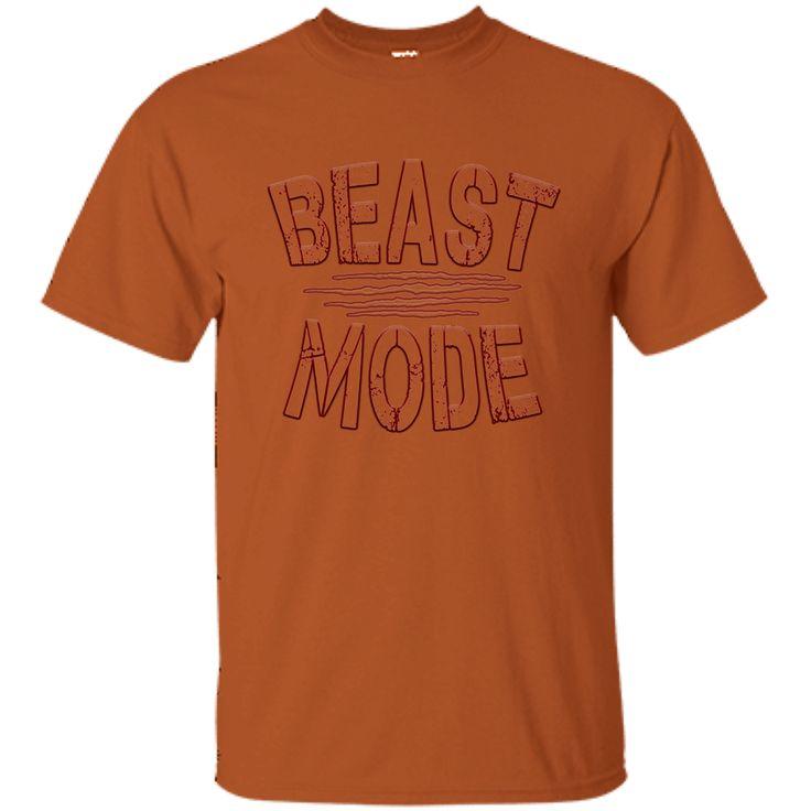 Beast Mode Youth Ultra Cotton T-Shirt