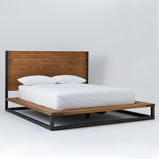 copenhagen bed set west elm