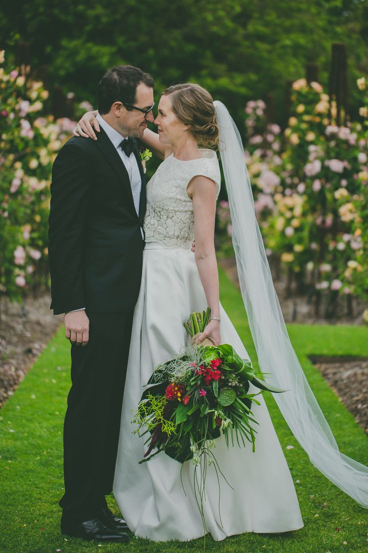 Botanical Gardens Wedding | LOVE IS SWEET PHOTOGRAPHY