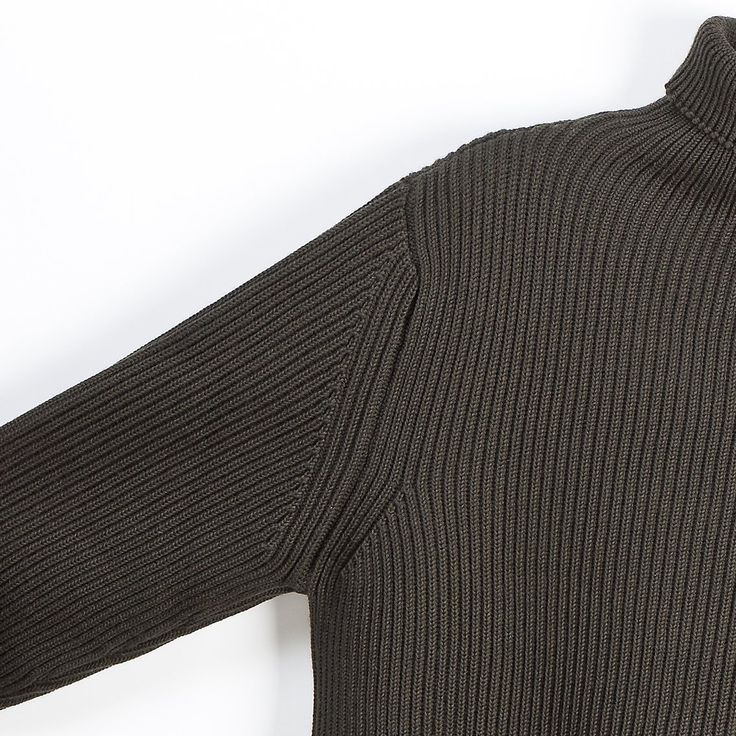 NAVY - turtleneck - hunting green | Andersen-Andersen