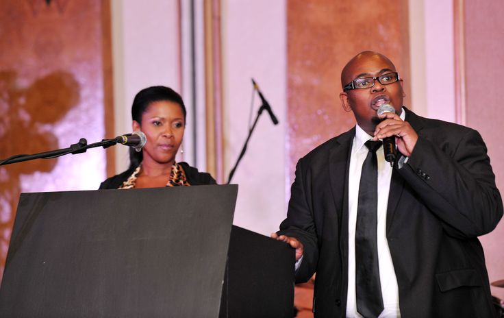 Masters of Ceremony - Comedian and TV personality Sindi Mabe