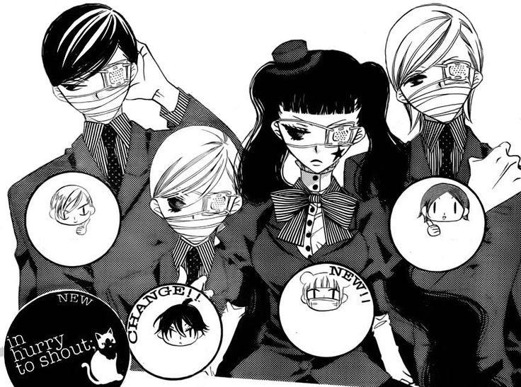 Fukumenki noise (manga)