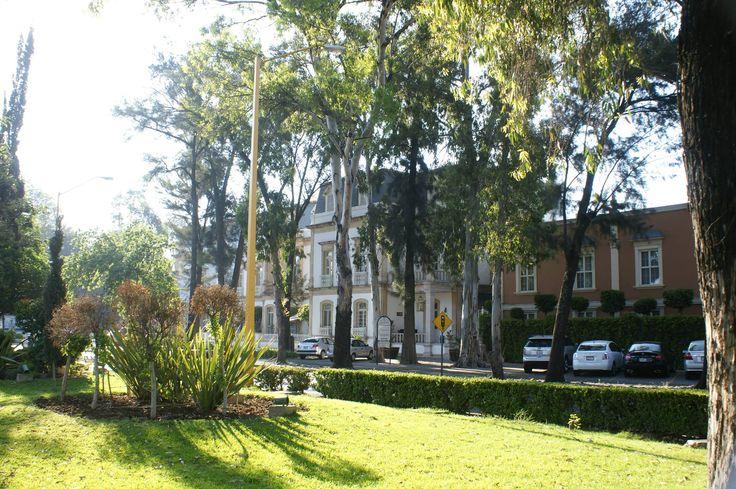 La Alameda. Aguascalientes, México
