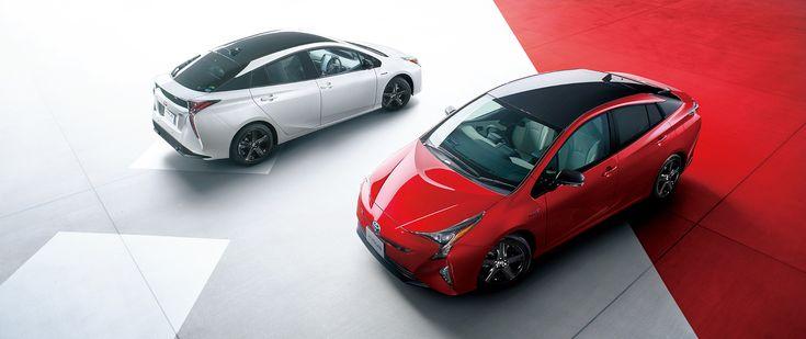 トヨタ、プリウス誕生20周年を記念した特別仕様車を発売 | Toyota PRIUS