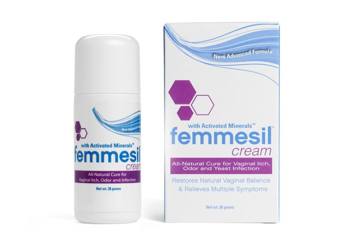Advanced Femmesil™ Cream is a soothing, all-natural treatment for vaginal  itch,