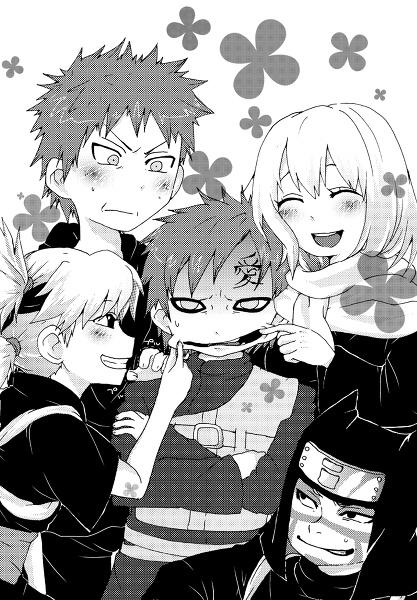Naruto - Haha poor Gaara...                                                                                                                                                      More