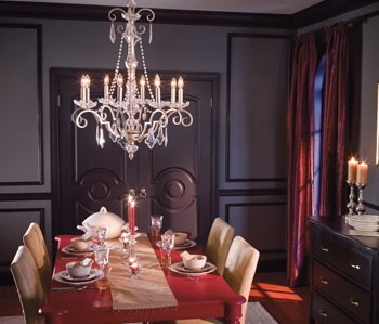 Add A Little Sparkle To Your Dining Room Lighting With The Gracie  Collection From Kichler Lighting