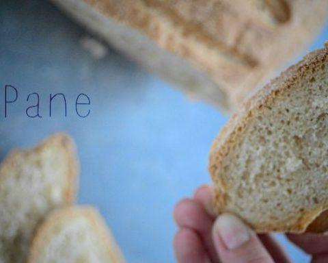 pane al farro con il lievito madre