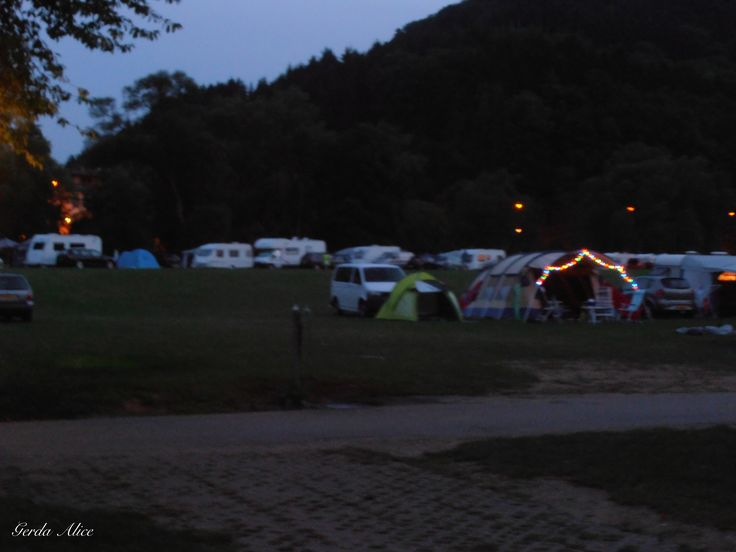 Camping Altschmiede * Bollendorf * Germany * Photography by Gerda Alice