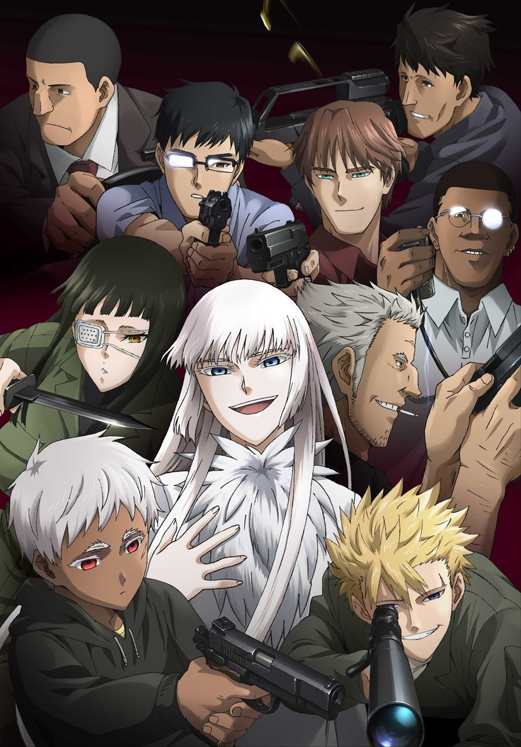 Day 48: Jormungand... aka the first 12 episodes to the series. Despite what people may say this series is not even CLOSE to being dark (or good) enough to compete with Black Lagoon. Without the comparison it IS GOOD though. At least for the characters. There is no in depth plot so its left to the characters to keep you watching episode to episode. And I at least like 3 of them. Koko who is the koco leader, Jonah the child soldier and Kokos lounge and Lutz XD cuz of his but lol 3 stars