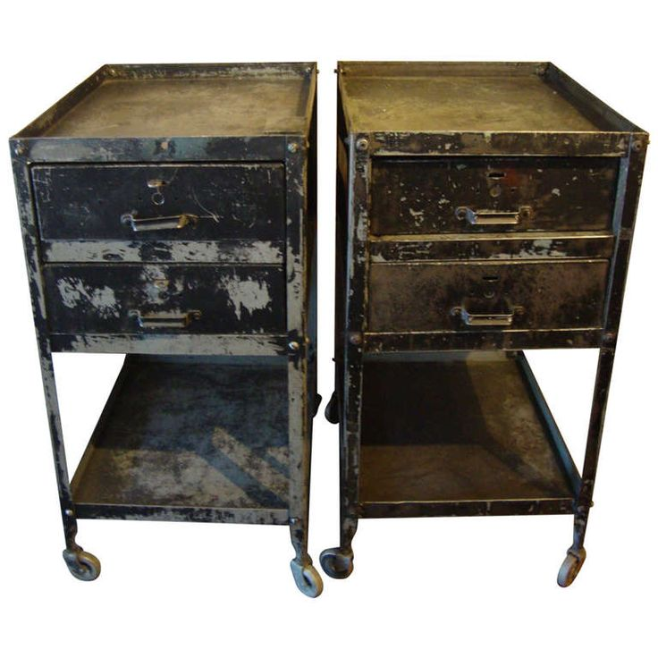 1stdibs | Industrial Utility Carts