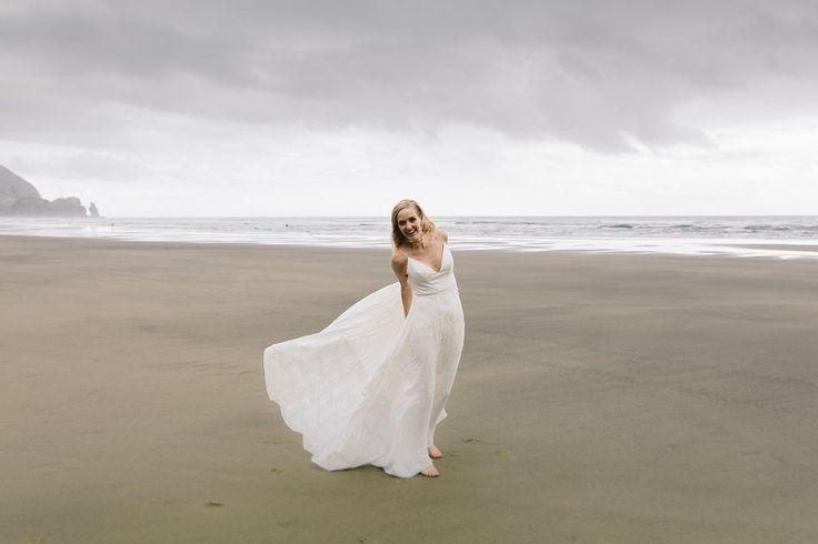 The stunning Jane in the Haze Gown XXX # ruedeseine #hazegown #lovespell