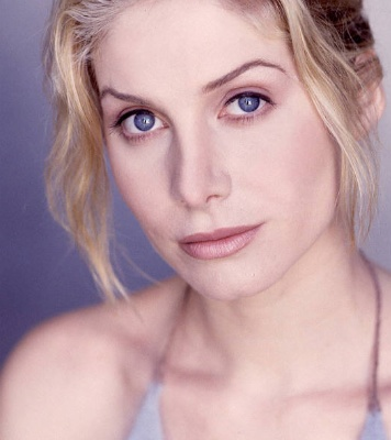 Nannali (Elizabeth Mitchell -- Juliet from LOST). I also keep pinning this woman's face for Nannali, because (you guessed it -- good job!) she looks like Nannali.