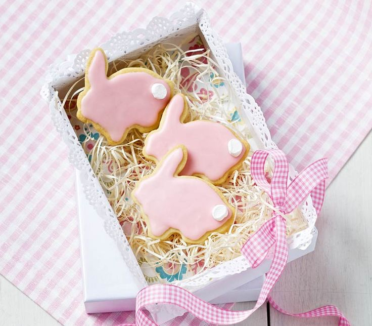 Cutters to the ready! Just throw everything into a bowl and get the children mixing – the perfect biscuit recipe for fun-filled Easter baking. #EasterTogether