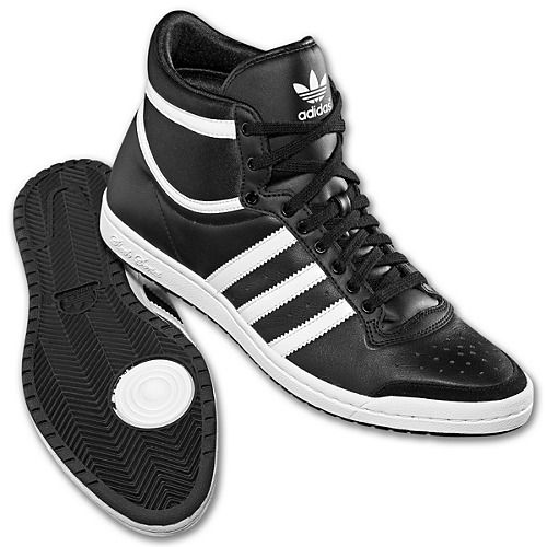 Adidas Top Ten Hi Sleek Shoes Girl