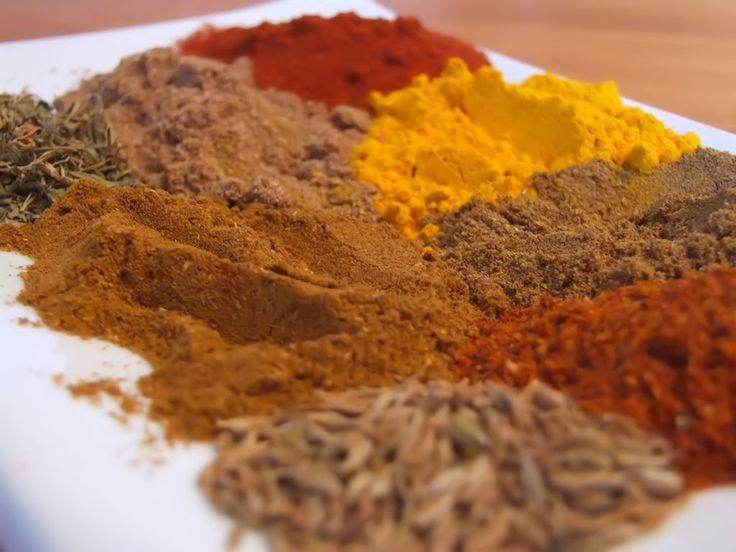 Homemade Curry Secret Spices