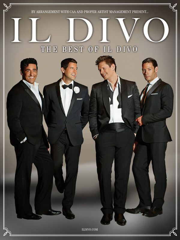 15 best music italian images on pinterest singers - Il divo italian songs ...