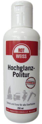 Rotweiss 4200 ROT WEISS Hochglanz-Politur 250 ml, silikonfrei #Rotweiss #WEISS #Hochglanz #Politur #silikonfrei