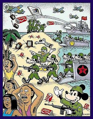 american imperialism | In week 12, we talked about Cultural Imperialism and media imperialism ...