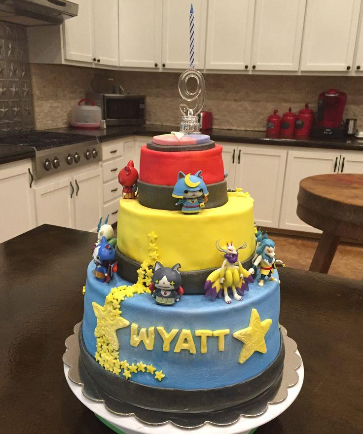 Yokai Cake