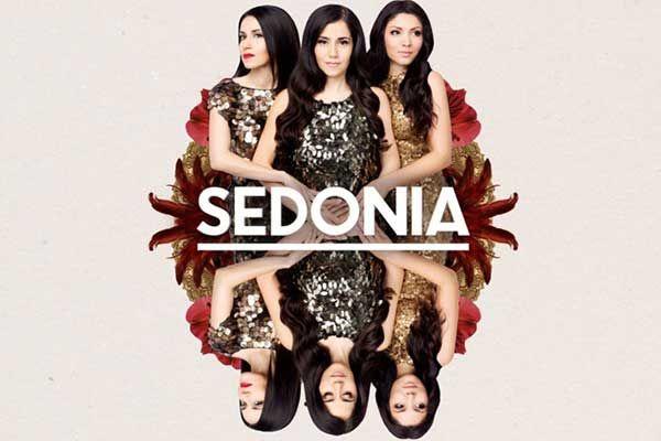 Sedonia Die 3 Soprane zwischen Königin der Nacht und 007 - beehren die #klangBilder|16 am Samstag, den 12.11.2016 mit ihrem Besuch