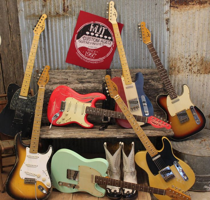 MJT guitars