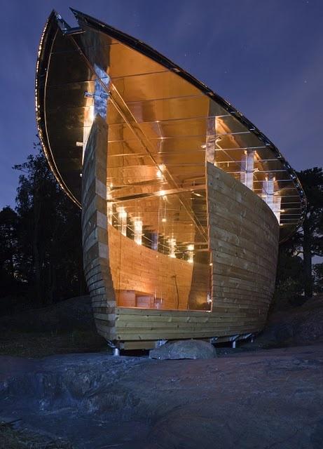 Shaman's Haven of the Kalevala on Seurasaari