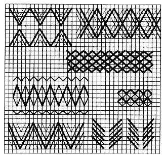 Knitting Traditions Free Mitten Pattern