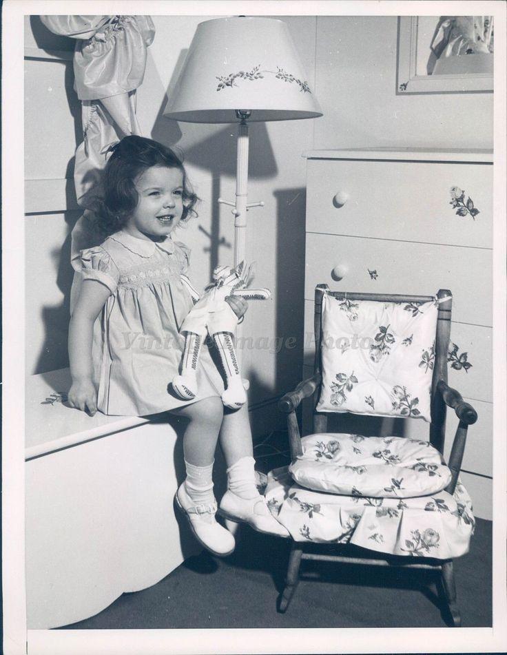 1948 фото дети мода ребенка девочка кукла красивый комод исторический винтаж   eBay