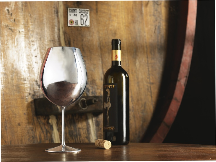 Luxory Glasses .. The best present for people who love Red Wine
