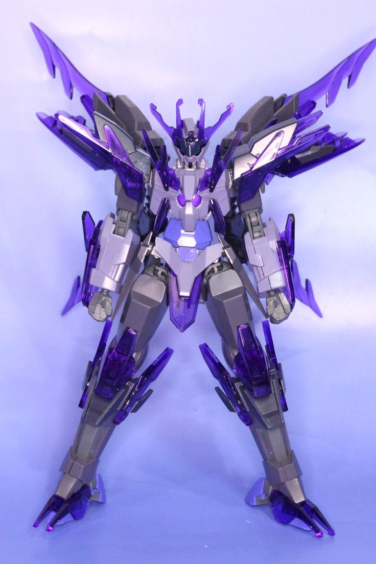 [FULL DETAILED REVIEW] HGBF 1/144 TRANSIENT GUNDAM GLACIER: No.33 Big Size Images http://www.gunjap.net/site/?p=316080